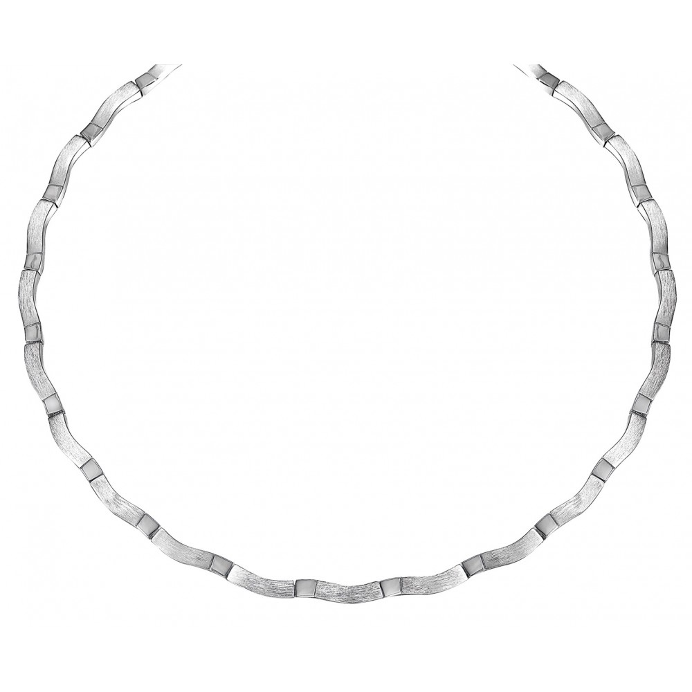 Collier silber  ESPRIT Collier ES-PURE WAVE - ...